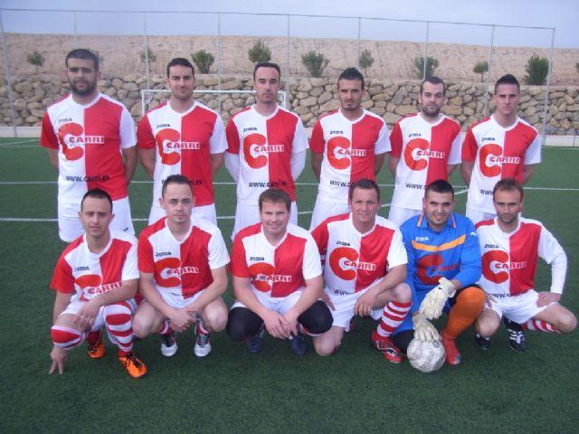 Finaliza la liga de fútbol aficionado Juega Limpio, Foto 3