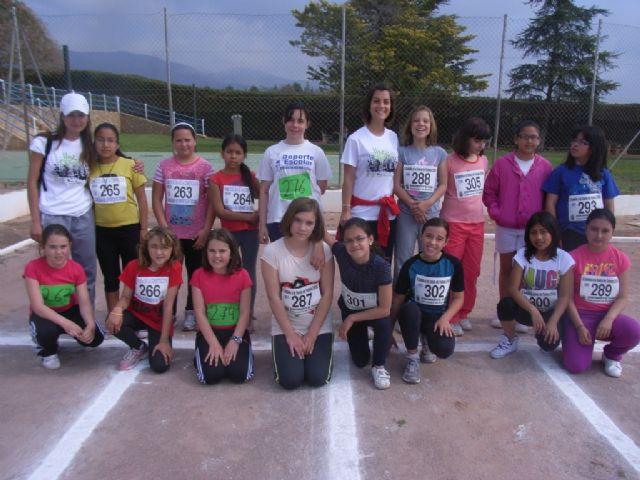 Un total de 64 escolares participaron en la jornada de atletismo de Deporte Escolar, Foto 2