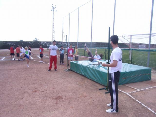 Un total de 64 escolares participaron en la jornada de atletismo de Deporte Escolar, Foto 4
