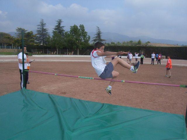 Un total de 64 escolares participaron en la jornada de atletismo de Deporte Escolar, Foto 5