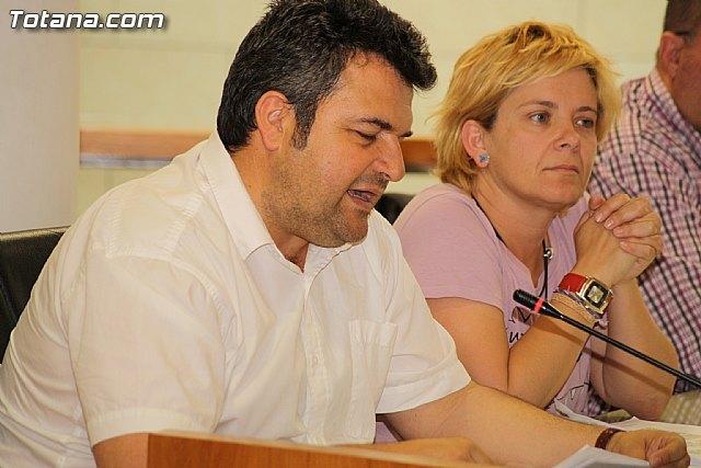 IU Totana considera un cúmulo de desatinos las declaraciones triunfalistas de la Alcaldesa tras la visita a Valcárcel, Foto 1