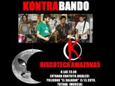 El grupo 'Kontrabando' vuelve a actuar en directo este viernes 11 de mayo