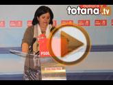 Rueda de prensa PSOE Totana 10/05/2012