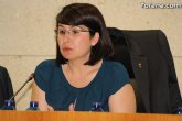 La alcaldesa de Totana formará parte de la mesa del XV Congreso Regional del Partido Popular