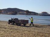 Servicios adelanta la campaña de acondicionamiento y mejora del litoral