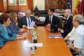 Alumnos de la Universidad de Murcia realizar�n pr�cticas en empresa puntera de climatizaci�n