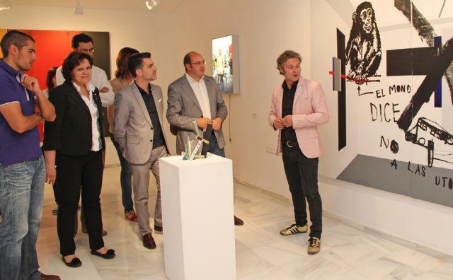 Inaugurado el Circuito de las Artes Visuales con la I exposición Las Fisuras del Tiempo, Foto 1