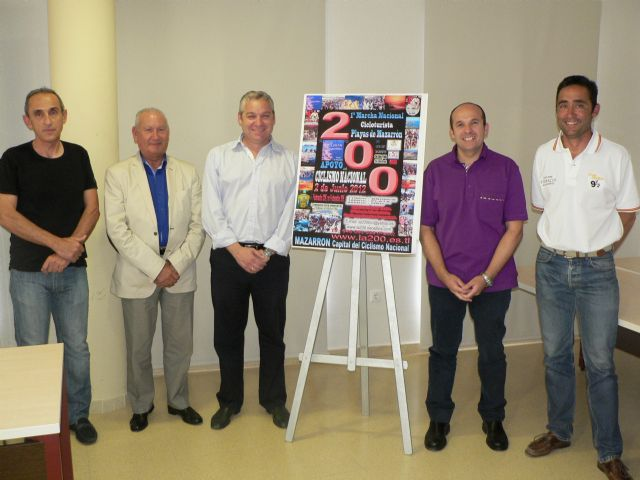El 2 de junio Mazarrón será el epicentro del apoyo al ciclismo nacional, Foto 1