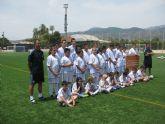Las Fundaciones de los Trabajadores de ELPOZO ALIMENTACI�N y del Real Madrid C.F. se unen para educar en valores a los niños