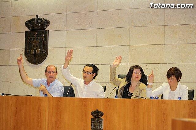El Pleno aprueba solicitar el aplazamiento de la deuda con la Tesorería General de la Seguridad Social, Foto 1