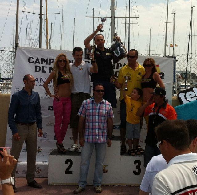 Antonio Costa tercero en Gandia en la 2ª prueba del Campeonato de España de motos acuáticas, Foto 1