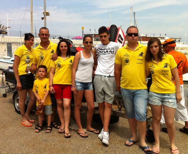 Antonio Costa tercero en Gandia en la 2ª prueba del Campeonato de España de motos acuáticas, Foto 2