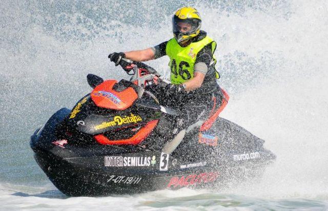 Antonio Costa tercero en Gandia en la 2ª prueba del Campeonato de España de motos acuáticas, Foto 3