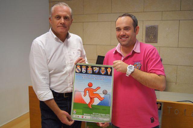 Totana acoge los días 16 y 17 de junio el XI Torneo de Fútbol Infantil Ciudad de Totana, Foto 1