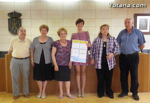 Las fiestas del Centro Municipal de Personas Mayores se celebran del 6 al 10 de junio, Foto 1