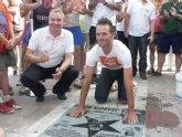 José Joaquín Rojas inaugura el
