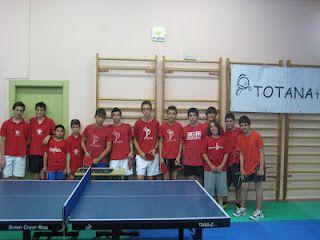 Excelente fin de semana para el segundo y tercer equipo del Club Totana Tenis de Mesa, Foto 2