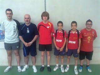 Excelente fin de semana para el segundo y tercer equipo del Club Totana Tenis de Mesa, Foto 3