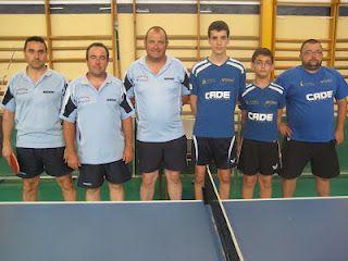 Excelente fin de semana para el segundo y tercer equipo del Club Totana Tenis de Mesa, Foto 4
