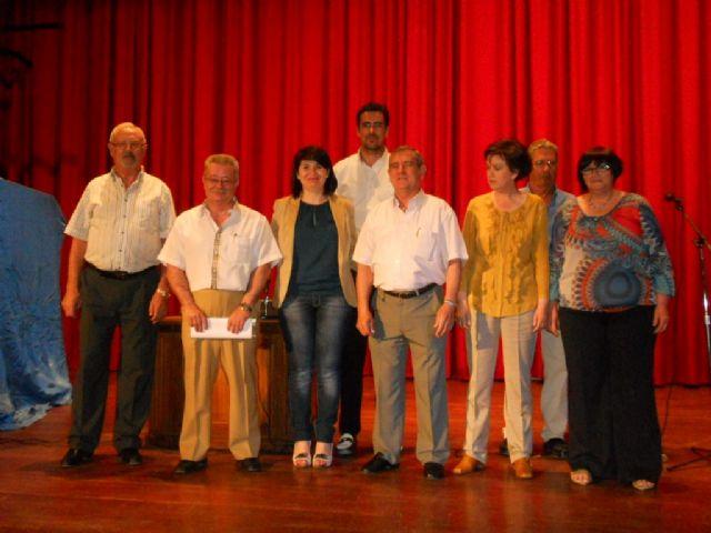 La Asociación Cultural Caja de Semillas homenajea con un recital de poesía al escritor local Francisco Barceló, Foto 1