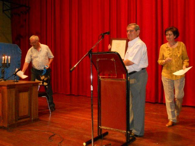 La Asociación Cultural Caja de Semillas homenajea con un recital de poesía al escritor local Francisco Barceló, Foto 2