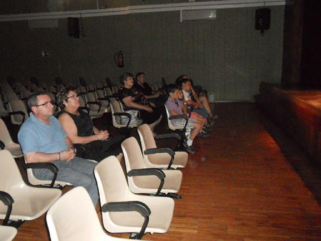 La Asociación Cultural Caja de Semillas homenajea con un recital de poesía al escritor local Francisco Barceló, Foto 3
