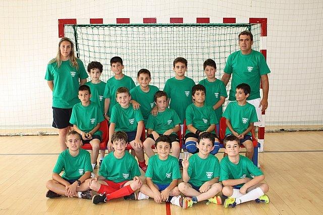 El C.F.S. Capuchinos pone el broche final a la temporada 2011-12, Foto 2