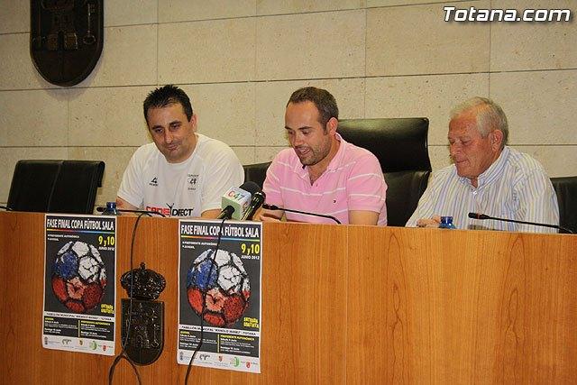 Totana acogerá los días 9 y 10 de junio la fase final de Copa de Fútbol Sala en las categorías de preferente autonómica y juvenil, Foto 2