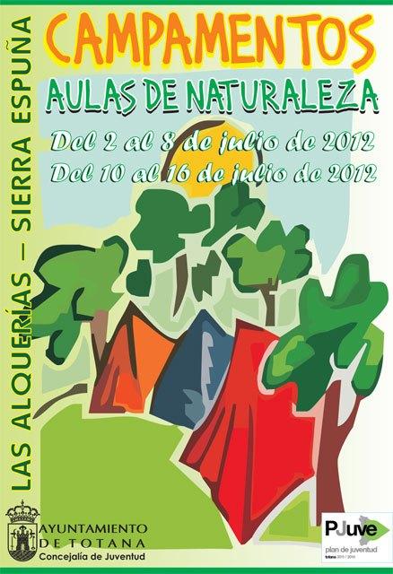 La concejalía de Juventud pone en marcha los campamentos de verano Aulas de la Naturaleza, Foto 2
