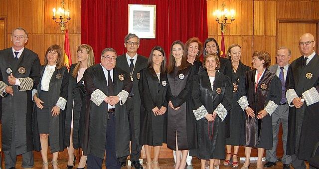 Cuatro nuevas secretarias judiciales en Lorca, San Javier, Totana y Jumilla, Foto 2