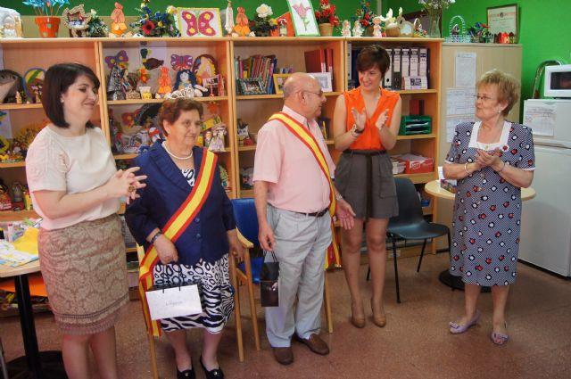 Arrancan las fiestas del Centro Municipal de Personas Mayores, Foto 1