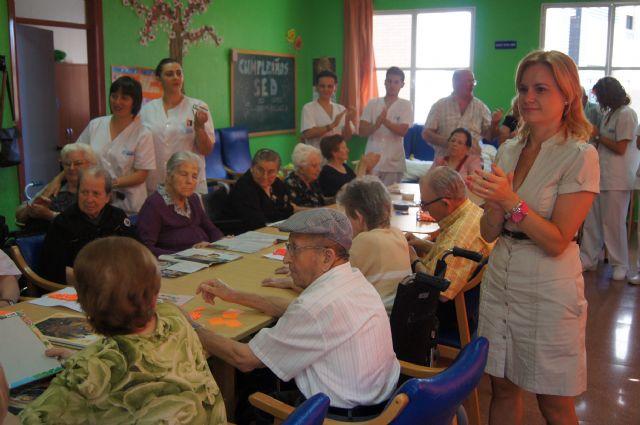 Arrancan las fiestas del Centro Municipal de Personas Mayores, Foto 2