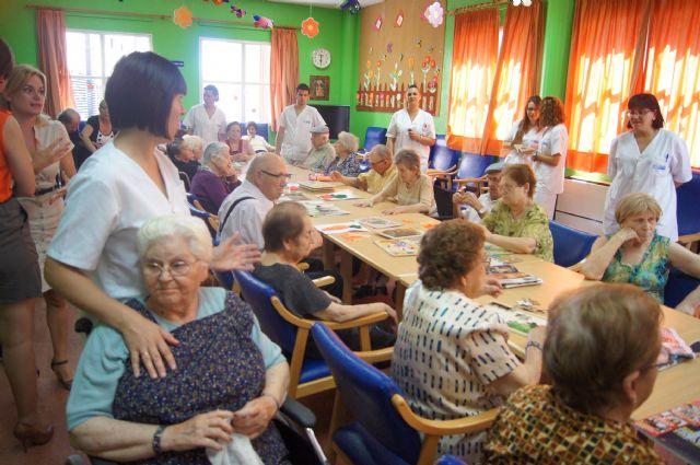 Arrancan las fiestas del Centro Municipal de Personas Mayores, Foto 4