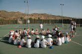 II jornadas escolares de tenis en el Club de Tenis Totana - 2