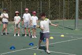 II jornadas escolares de tenis en el Club de Tenis Totana - 5