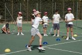 II jornadas escolares de tenis en el Club de Tenis Totana - 6