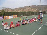 II jornadas escolares de tenis en el Club de Tenis Totana - 8