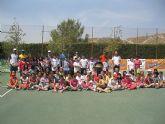 II jornadas escolares de tenis en el Club de Tenis Totana - 21
