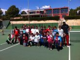 II jornadas escolares de tenis en el Club de Tenis Totana - 22