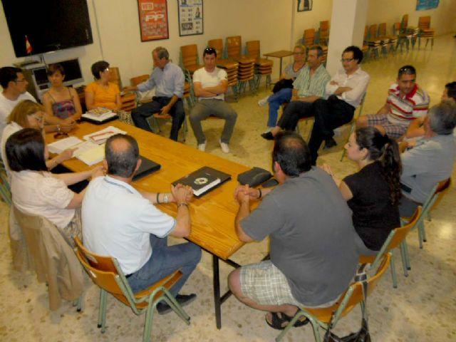 La alcaldesa presenta a su candidatura el trabajo realizado durante el primer año de legislatura, Foto 1