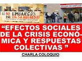 Efectos sociales de la crisis económica y respuestas colectivas