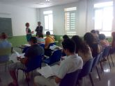 El CCT se estrena en Mazarrón con el curso