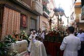 El Corpus Christi recorrerá las calles de Puerto de Mazarrón el domingo a las 8 de la tarde
