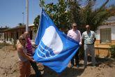 Mazarrón recupera 2 Banderas Azules para sus playas