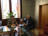 El alcalde inicia las gestiones para lograr la Declaraci�n de Inter�s Tur�stico Nacional de Los Mayos