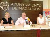 Cáritas Mazarrón inicia mañana una campaña de recogida de alimentos