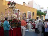 Mazarrón vive con intensidad la celebración del Corpus Christi