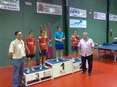 Tenis de Mesa. Campeonato autonómico individual