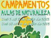 Abierto el plazo de inscripción para los campamentos de verano Aulas de la Naturaleza