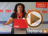 Los socialistas celebran mañana sábado en Totana la fiesta del Día de la Rosa con la presencia de Elena Valenciano